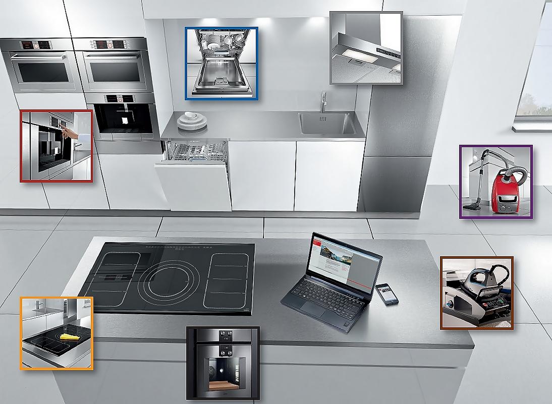 Prodotti per la cura degli elettrodomestici Neff,Bosch,Siemens,Gaggenau